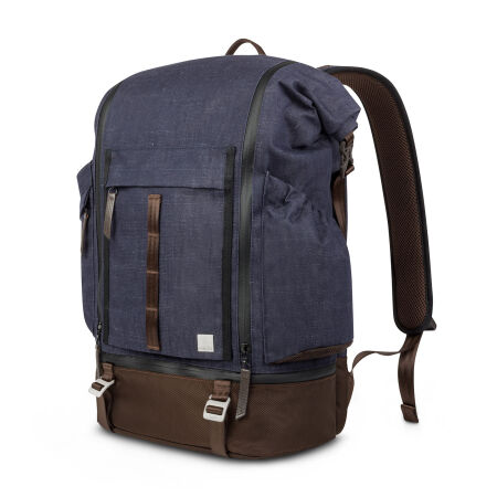 View larger image of: Captus Rolltop Backpack-1-thumbnail