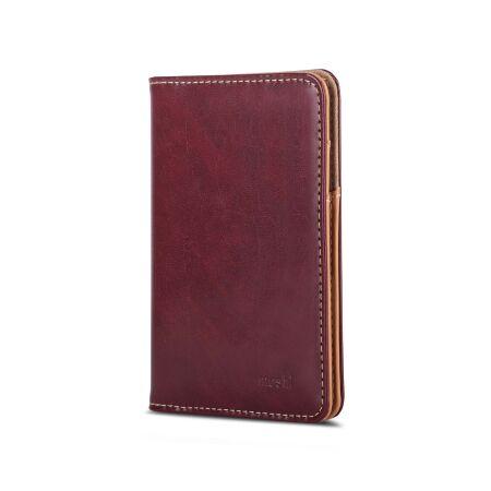 View larger image of: Vegan Leather Passport Holder-2-thumbnail
