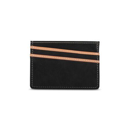 View larger image of: Lightweight Vegan Leather Slim Wallet-2-thumbnail