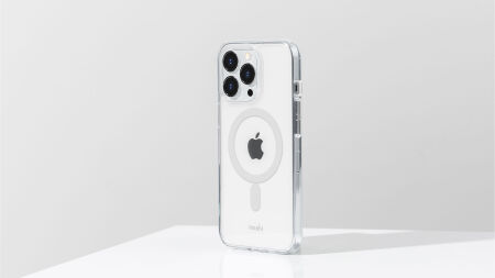 View larger image of: Arx Clear Slim Hardshell Case-4-thumbnail