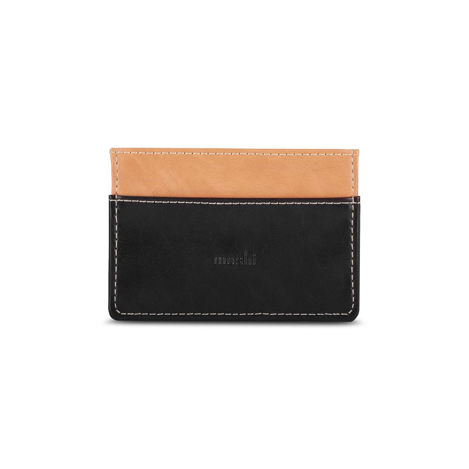 Lightweight Vegan Leather Slim Wallet-image