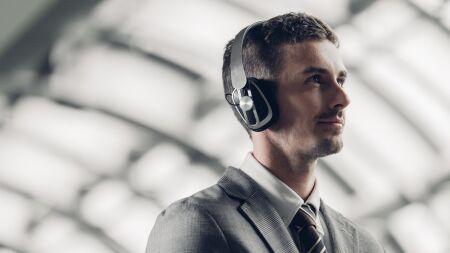 View larger image of: Avanti Air Bluetooth On-ear Headphones-4-thumbnail