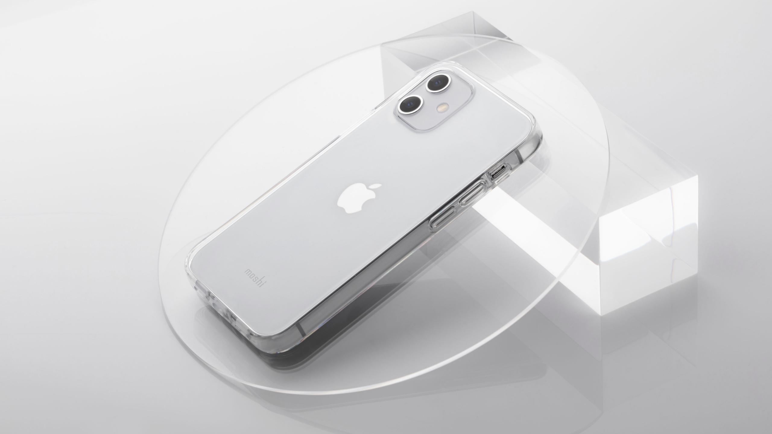 Vitros Slim Clear Case-image