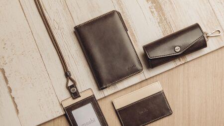 View larger image of: Vegan Leather Passport Holder-5-thumbnail
