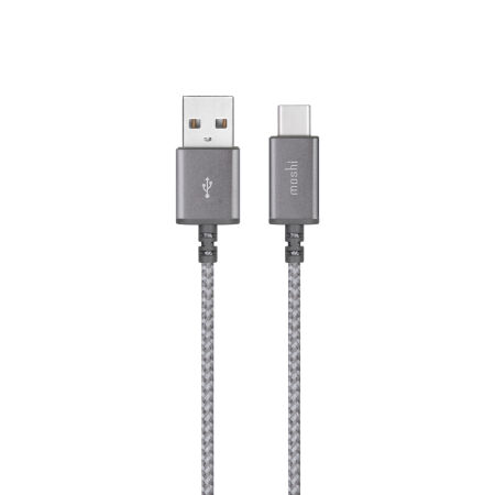 View larger image of: Integra™ USB-C to USB-A Charge Cable 5 ft (1.5 m)-2-thumbnail