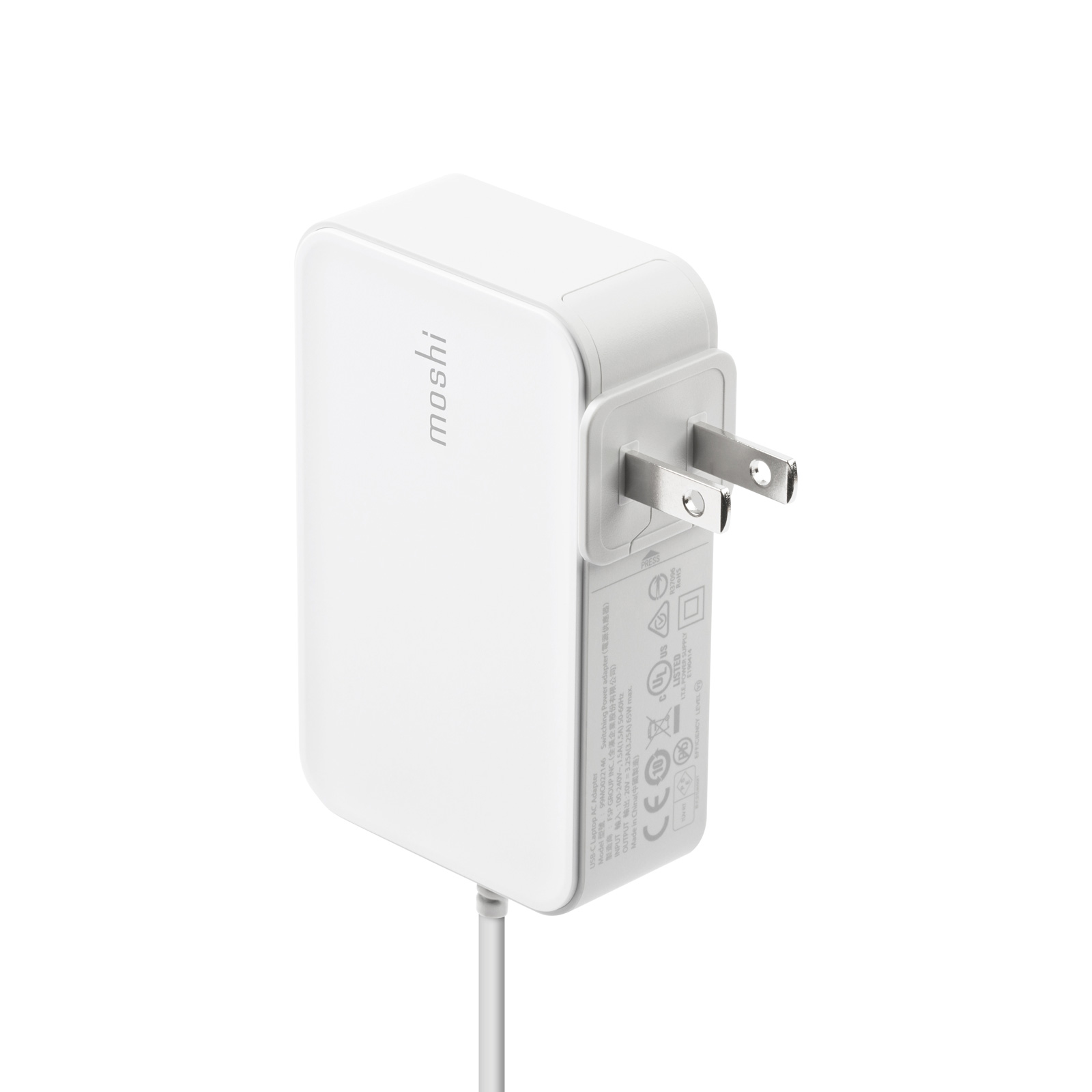 ProGeo USB-C Laptop Charger (65 W)-image