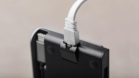 View larger image of: Symbus Mini 7-in-1 portable USB-C hub-6-thumbnail
