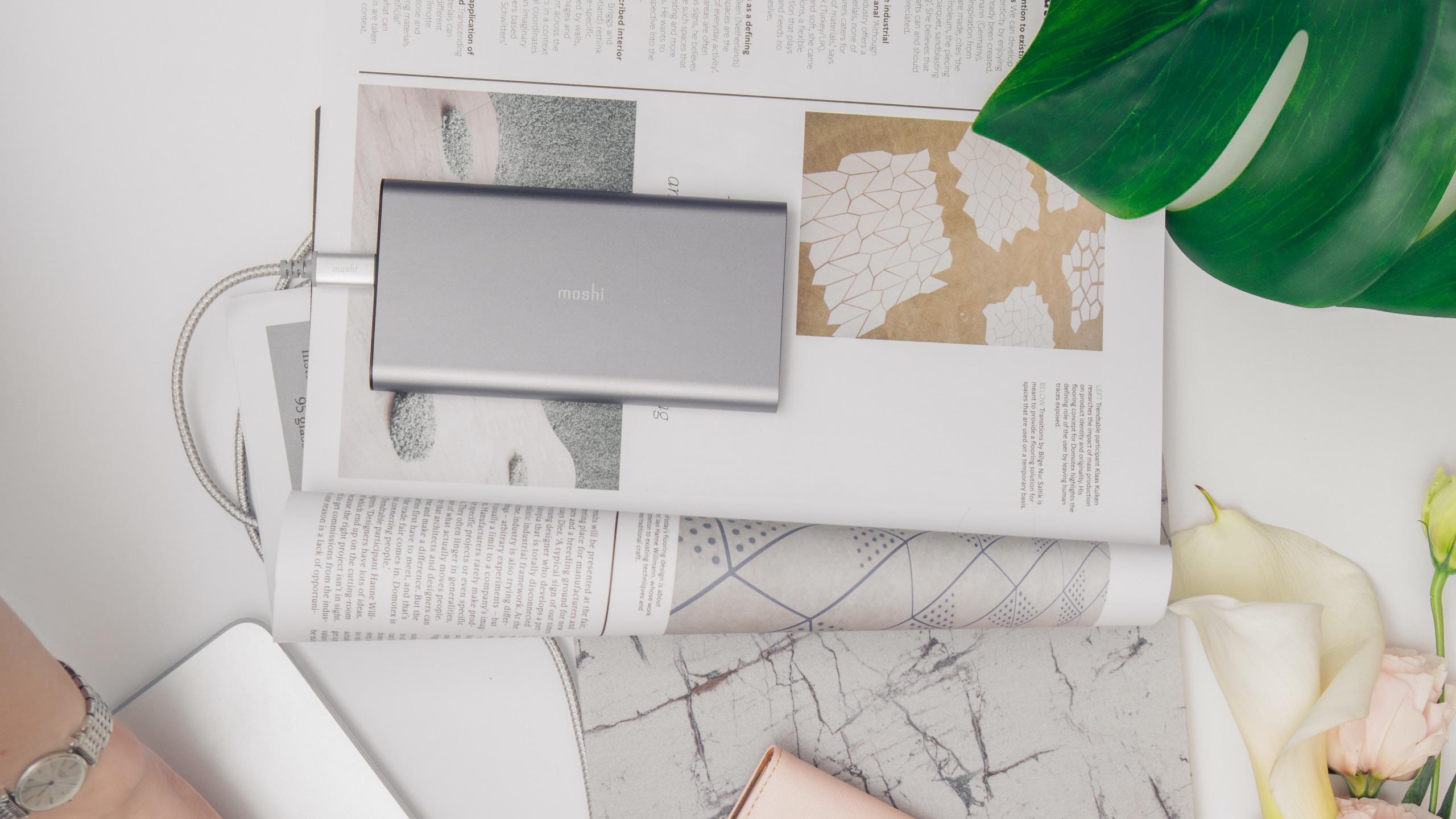 IonSlim 10K USB-C Portable Battery-image