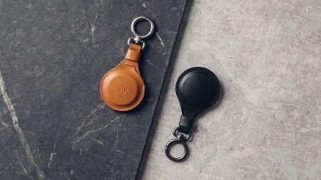 View larger image of: AirTag Key Ring-3-thumbnail