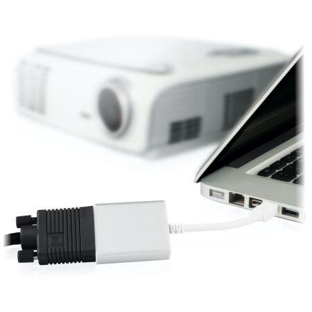View larger image of: Mini DisplayPort to VGA Adapter-3-thumbnail