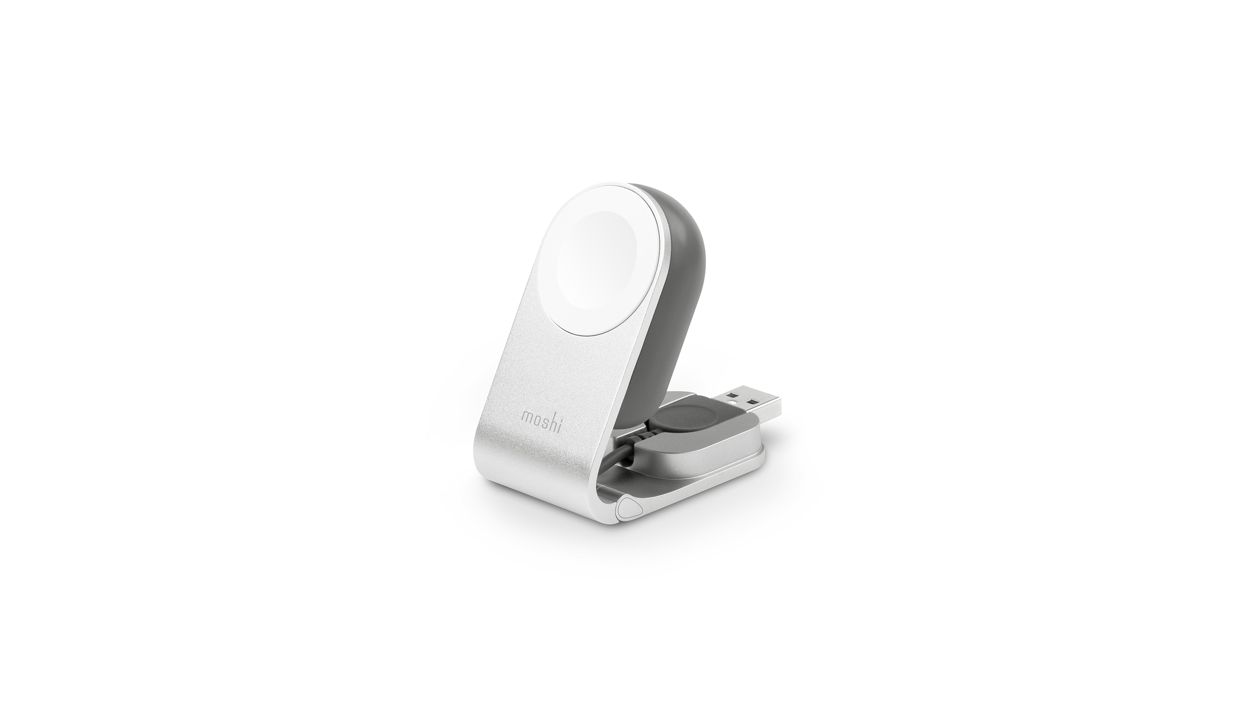 Flekto Compact Folding Apple Watch Charger-image