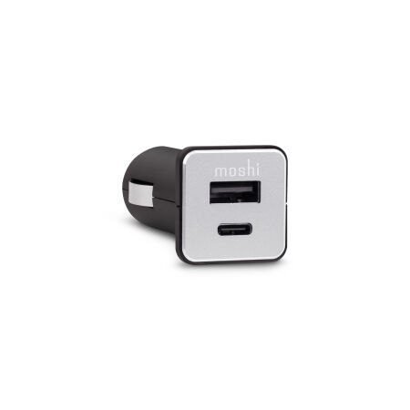 View larger image of: QuikDuo Car Charger with USB-C PD and Quick Charge-2-thumbnail