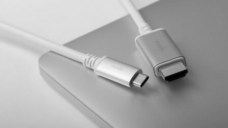 View larger image of: USB-C to HDMI Cable 6.6 ft (2 m)-3-thumbnail