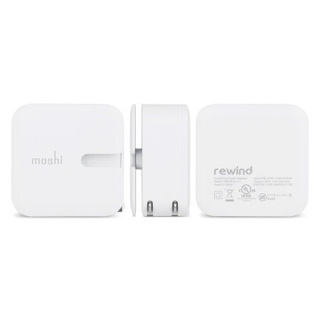 View larger image of: Rewind 2 USB Wall Charger-3-thumbnail