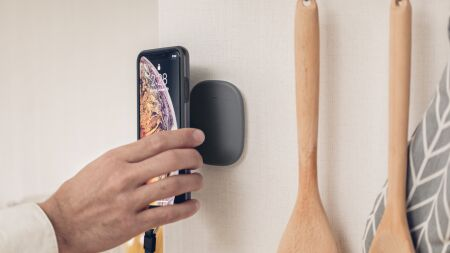 View larger image of: SnapTo™ Magnetic Wall Mount-4-thumbnail