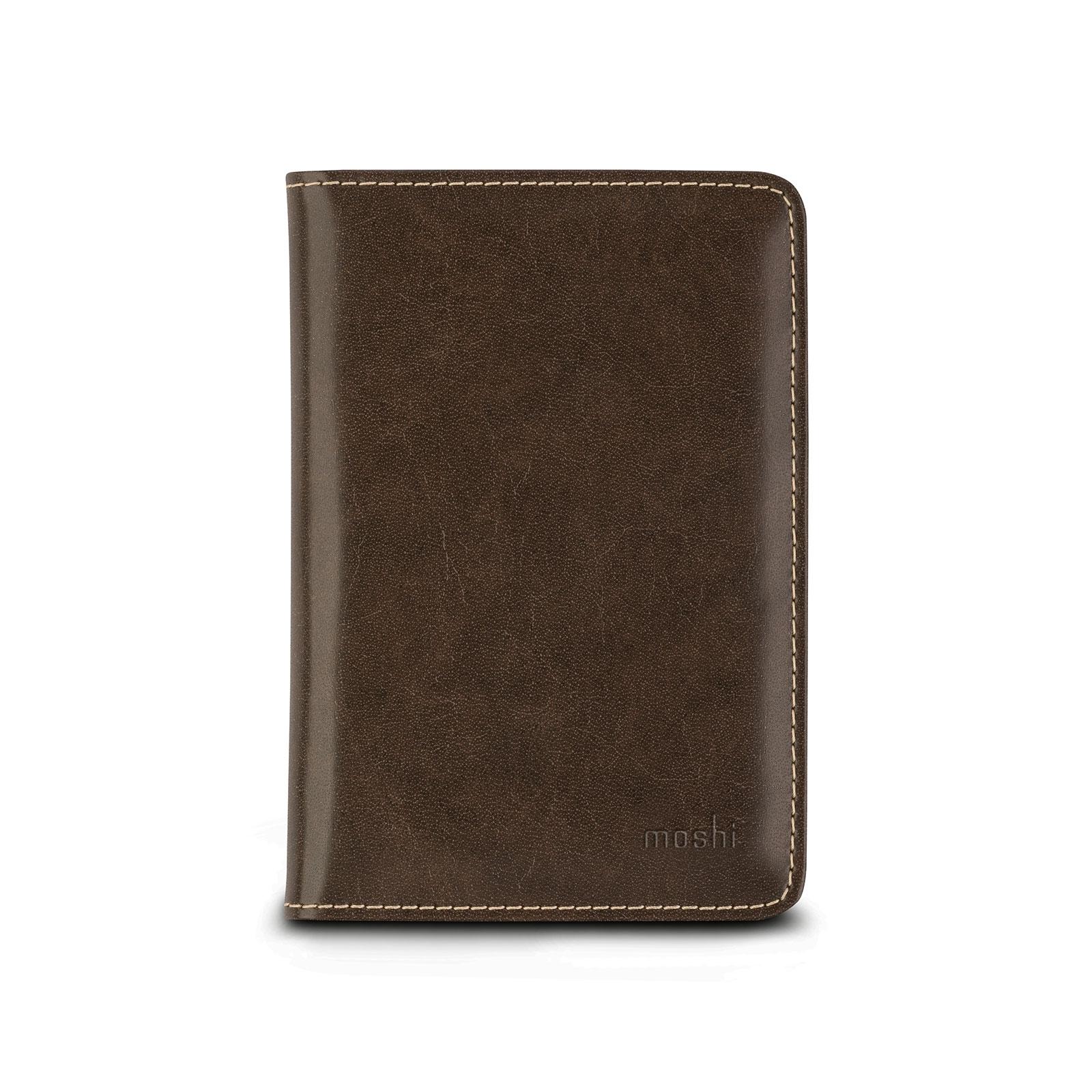 Vegan Leather Passport Holder-image