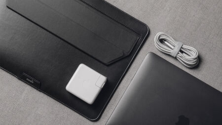 """View larger image of: Muse 13"""" 3-in-1 Slim Laptop Sleeve-4-thumbnail"""