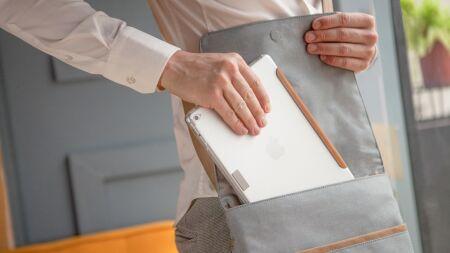 View larger image of: Aerio Lite Laptop Messenger Bag-4-thumbnail