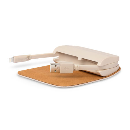 View larger image of: IonGo 5K Portable Battery with built-in Lightning and USB-A Cables-2-thumbnail