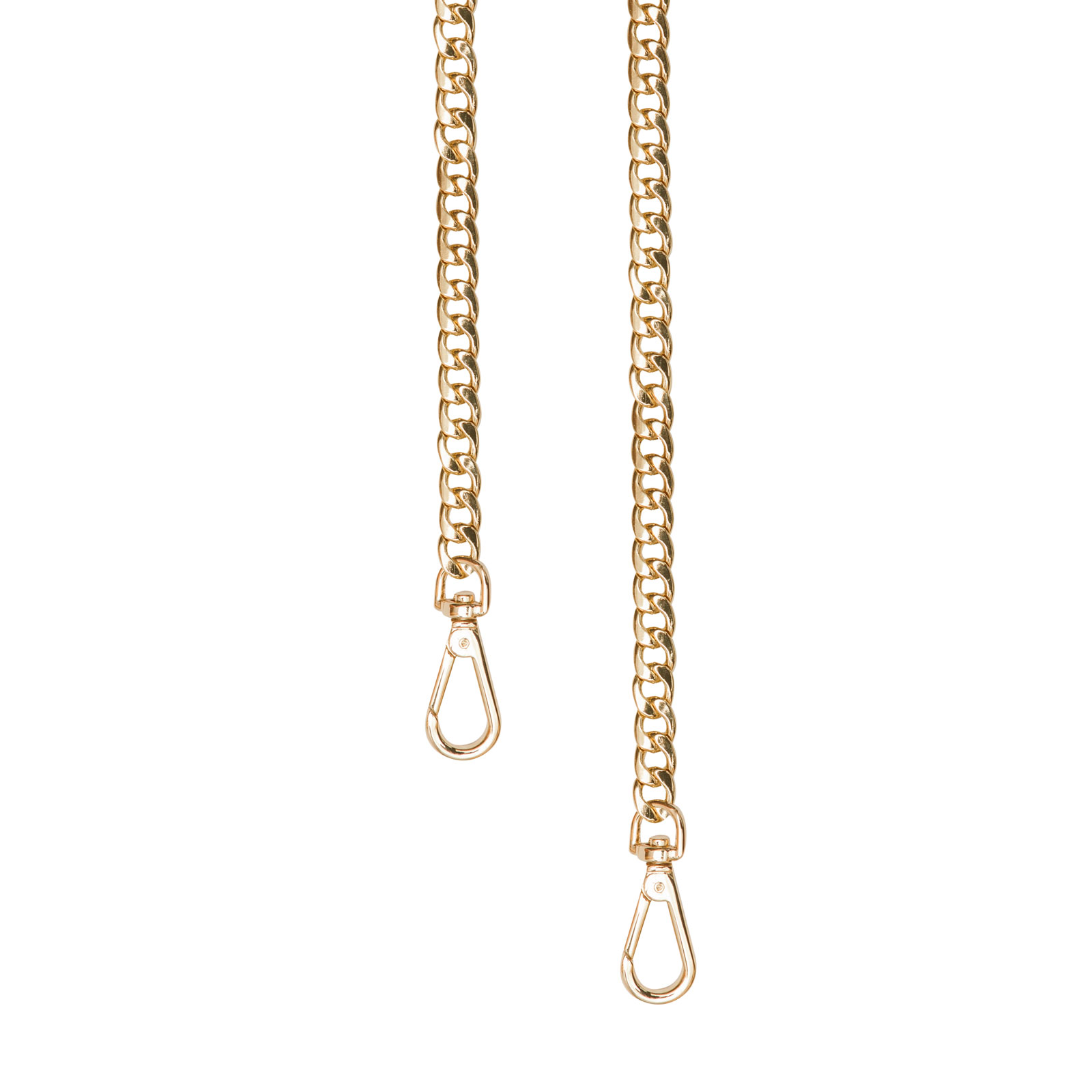 Vegan Leather Chain Strap-image