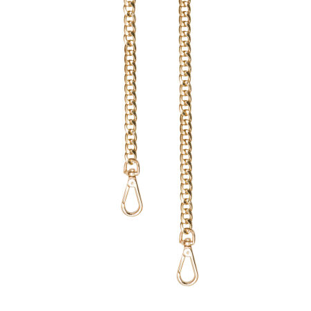 View larger image of: Vegan Leather Chain Strap-2-thumbnail