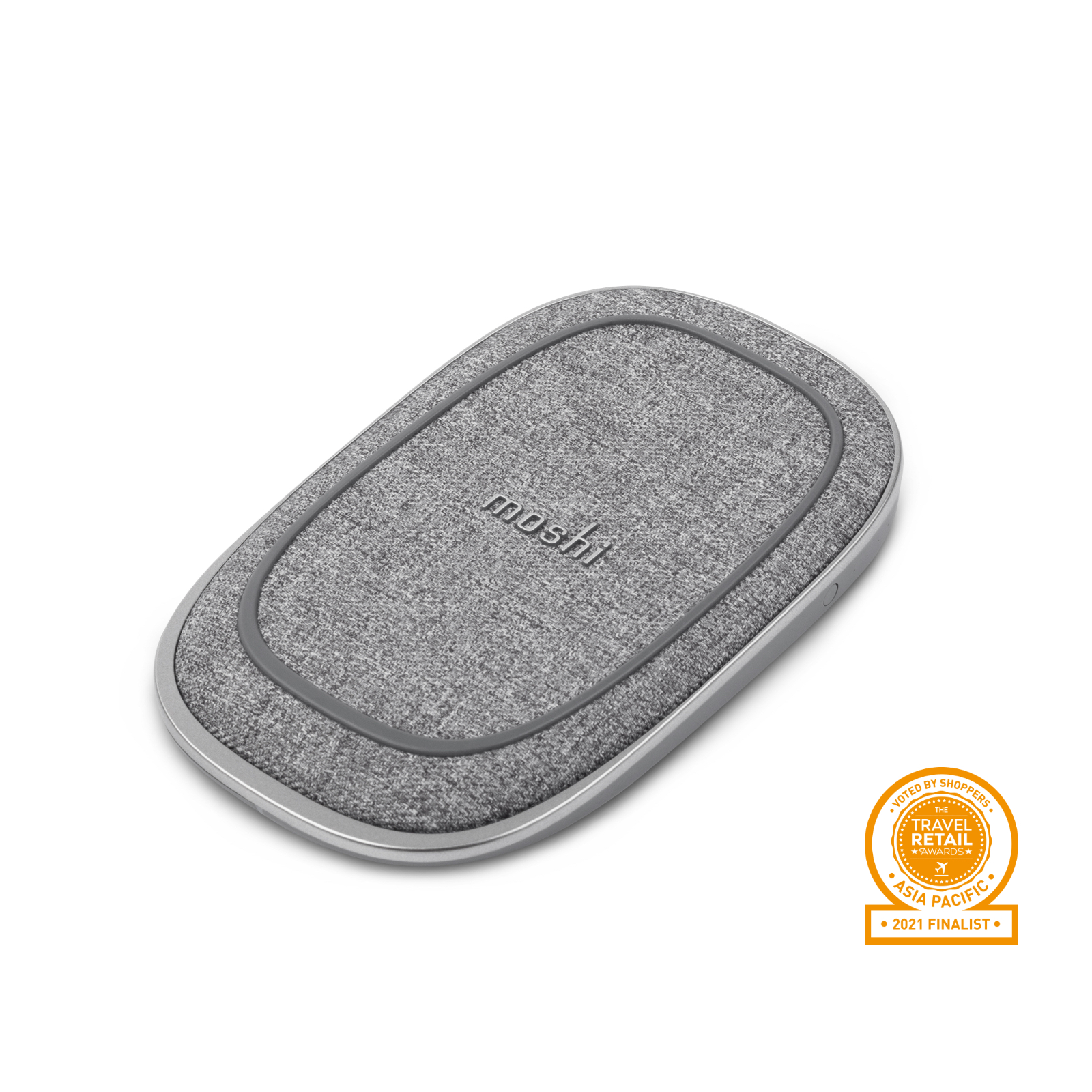 Porto Q 5K Portable Battery with Built-in Wireless Charger-image