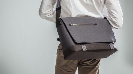 View larger image of: Aerio Laptop Messenger Bag-5-thumbnail