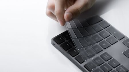 View larger image of: ClearGuard Keyboard Protector-5-thumbnail