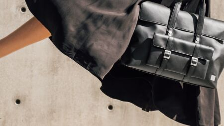 View larger image of: Treya Lite Convertible Satchel/Backpack-6-thumbnail