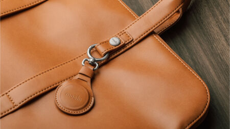 View larger image of: AirTag Key Ring-5-thumbnail