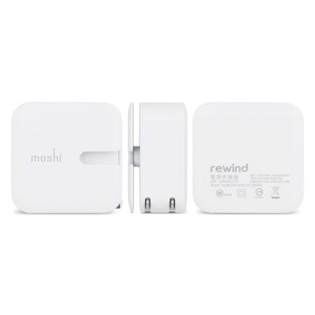 View larger image of: Wall Charging Kit with 2 USB-A Ports-3-thumbnail