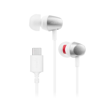 View larger image of: Mythro C USB Type-C Earbuds with Mic-1-thumbnail