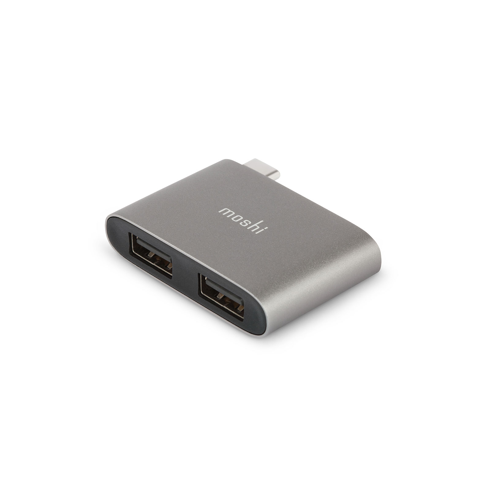 USB-C to Dual USB-A Adapter-image