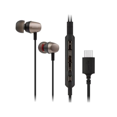 View larger image of: Mythro C USB Type-C Earbuds with Mic-4-thumbnail