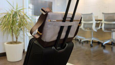 View larger image of: Aerio Laptop Messenger Bag-4-thumbnail
