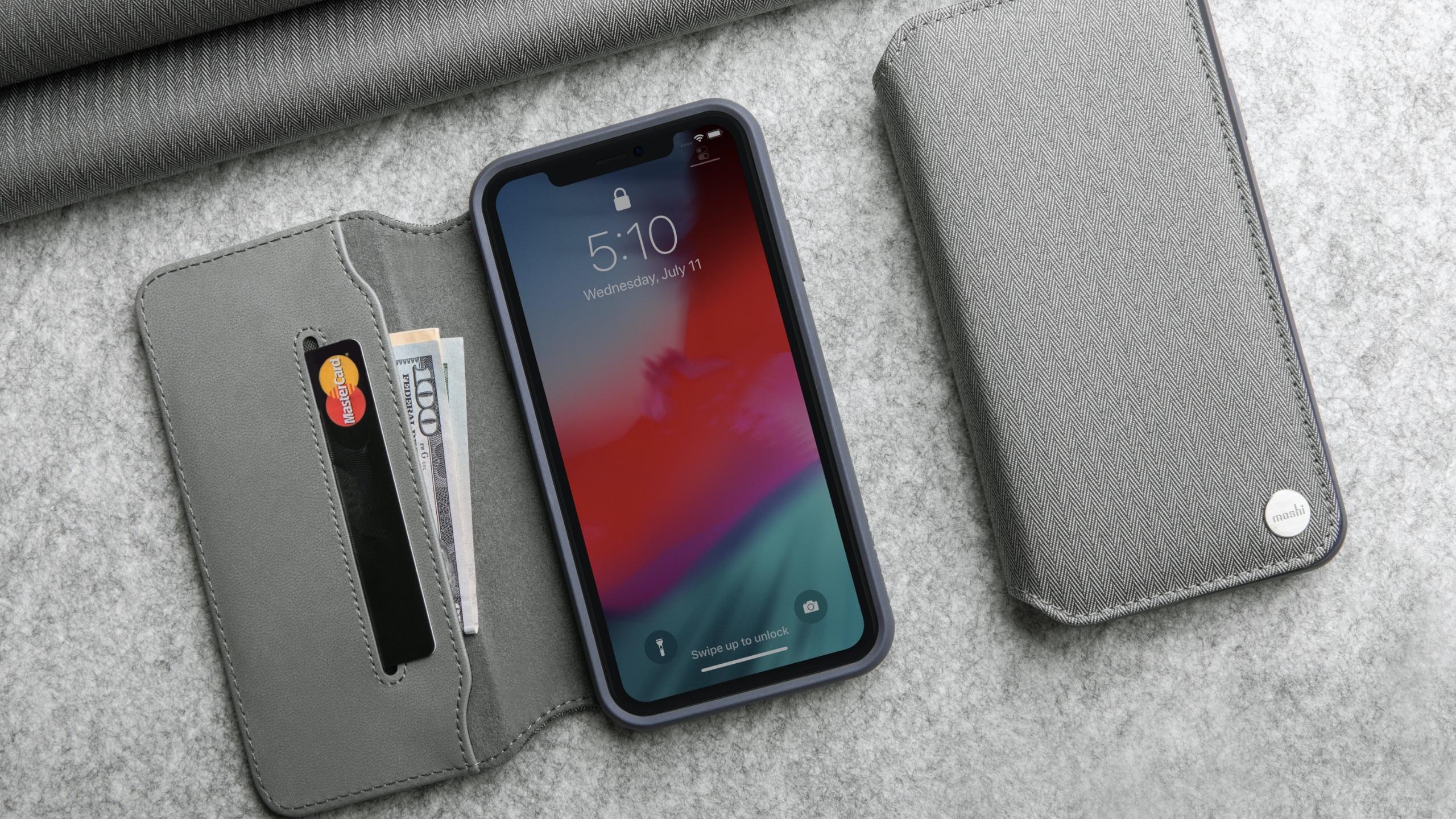 Overture Premium Wallet Case-image