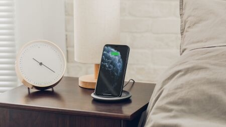 View larger image of: Lounge Q Wireless Charging Stand-4-thumbnail