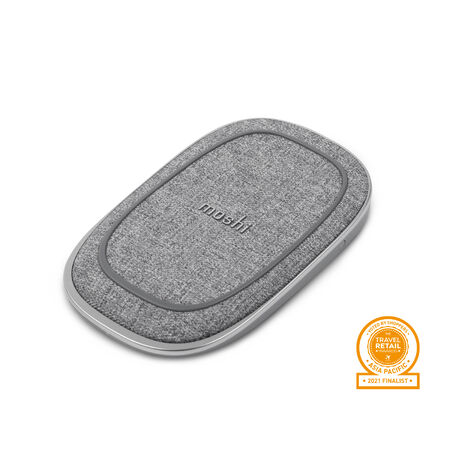 View larger image of: Porto Q 5K Portable Battery with Built-in Wireless Charger-1-thumbnail