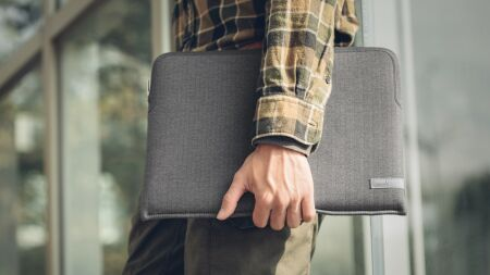 """View larger image of: Pluma 16"""" Laptop Sleeve for MacBook Pro-5-thumbnail"""