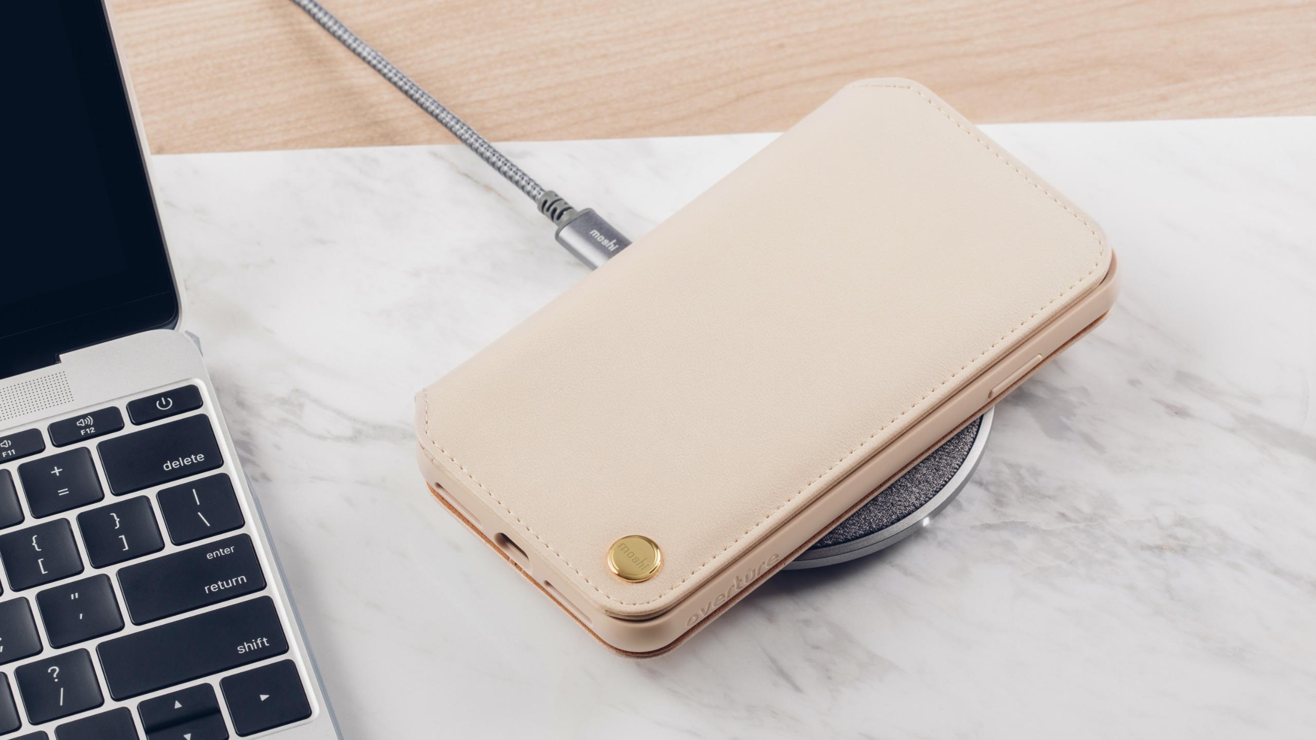 Overture Vegan Leather Wallet Case-image