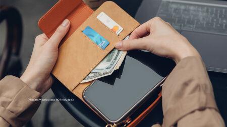View larger image of: SnapTo™ Crossbody Wallet-5-thumbnail