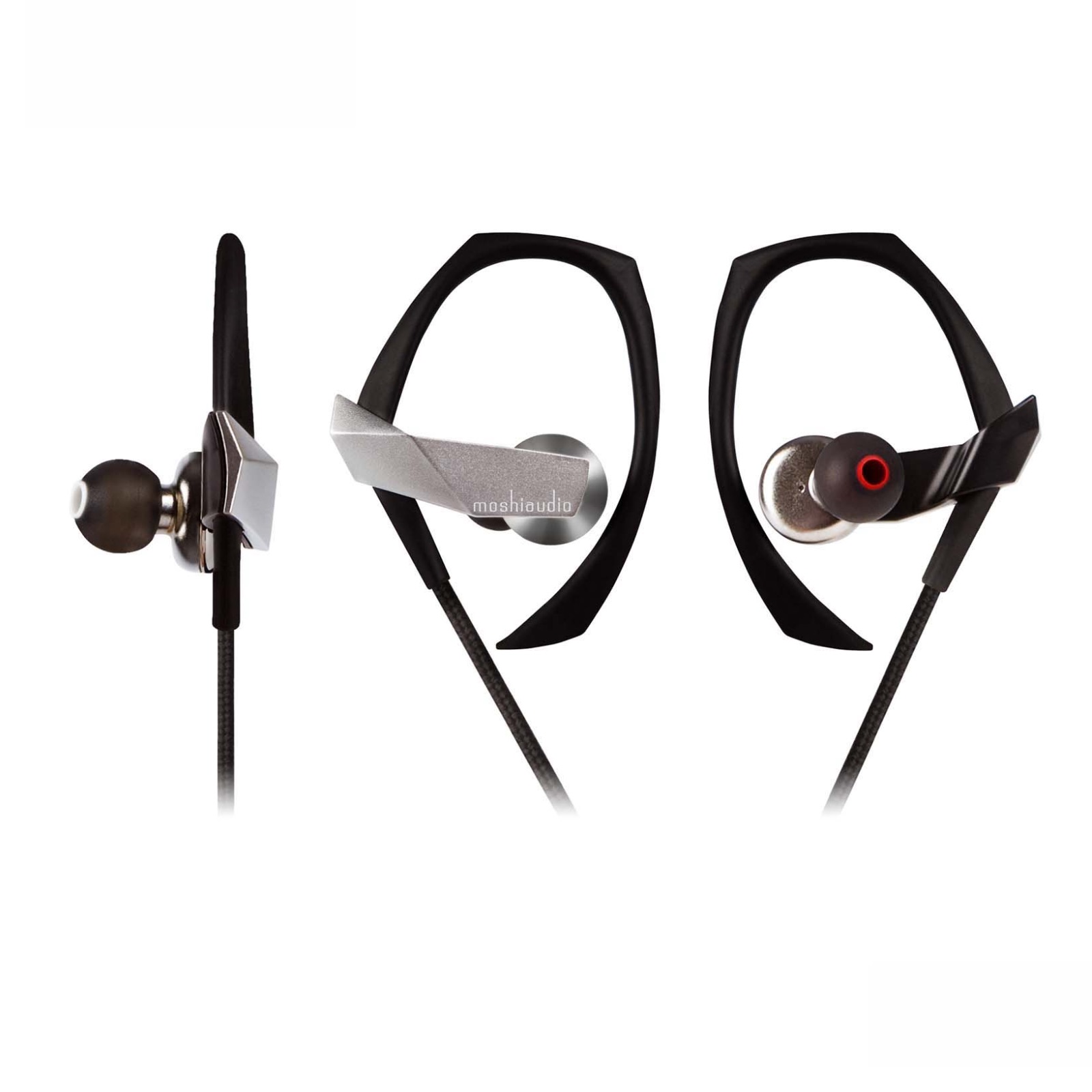 Clarus Dual-driver Earphones with Mic-image