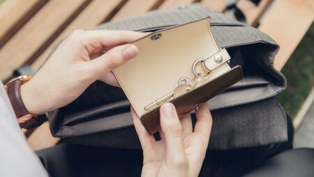 View larger image of: Folding Key Holder-5-thumbnail