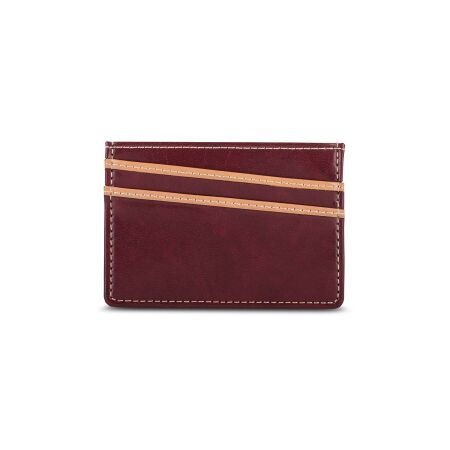 View larger image of: Lightweight Vegan Leather Slim Wallet-4-thumbnail