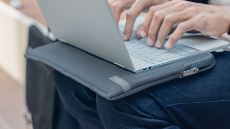 "View larger image of: Pluma 13"" Laptop Sleeve (MFG)-5-thumbnail"