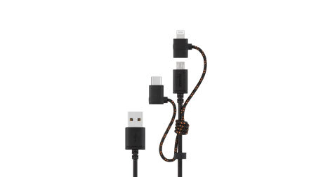 View larger image of: 3-in-1 Universal Charging Cable-2-thumbnail