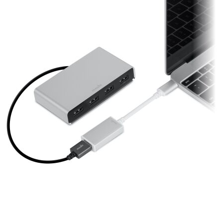 View larger image of: USB-C to USB-A Adapter-4-thumbnail