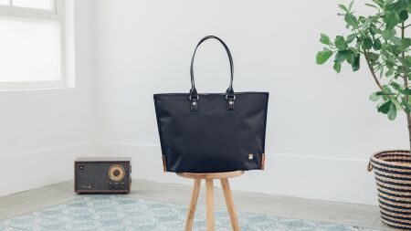 View larger image of: Aria Slim Lightweight Tote-5-thumbnail