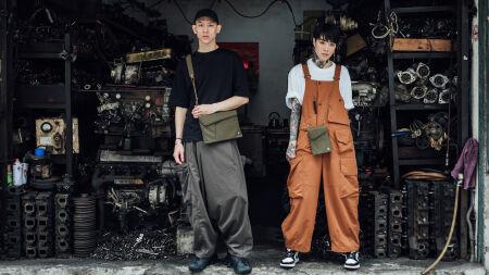 View larger image of: Aro Mini Slim Crossbody Bag-6-thumbnail