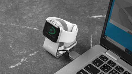 View larger image of: Flekto Compact Folding Apple Watch Charger-3-thumbnail
